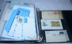 250 FDC 150 MNH Blocks UN UNITED NATIONS Postage Airmail Stamps Cover Collection