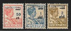 Curacao stamps 1929 NVPH Airmail MNH/MLH VF