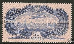 France 1936 YV Airmail 15 MNH SUP