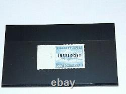 Germany Reich - INSELPOST 1944 Military SIGNED MNH