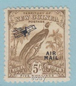 New Guinea C25 Airmail Mint Never Hinged Og No Faults Extra Fine
