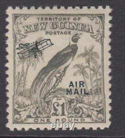 New Guinea C43 Sg 203 Airmail Mint Never Hinged Og No Faults Superb