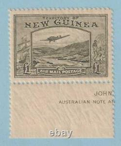 New Guinea C59 Airmail Mint Never Hinged Og No Faults Superb
