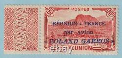 Reunion C1 Airmail Mint Never Hinged Og No Faults Extra Fine
