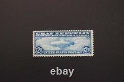 US Scott C13, C14, C15 in MNH with great color, centering and gum. Beautiful set