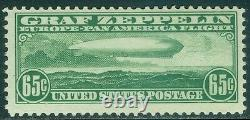 USA 1930. Scott #C13 PO Fresh with deep color. Very Fine, Mint Never Hinged