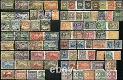 VENEZUELA Postage Arms Airmail Telegraph Stamps Collection 1930-72 MLH MNH USED