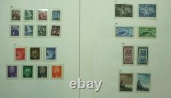 Vatican City complete MH/MNH collection Airmail incl Tobias